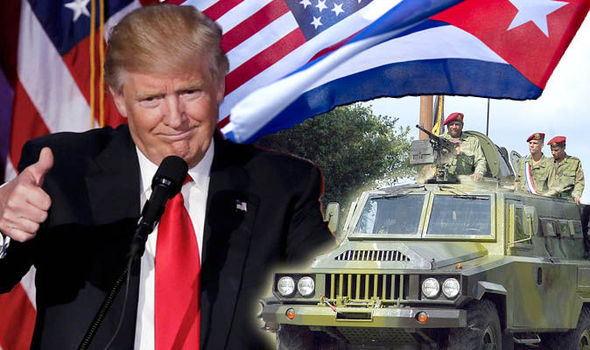Trump's Cuba deal takes US back to 1962