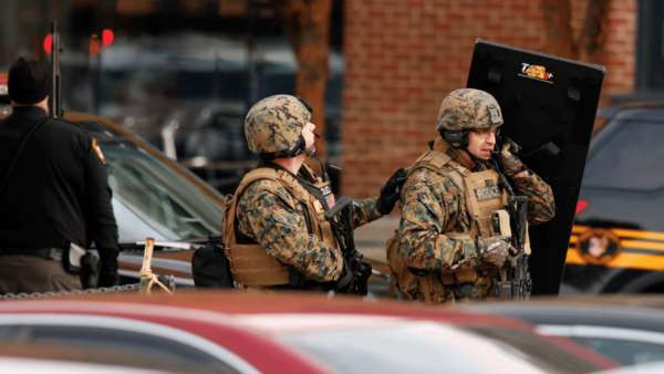 ISIL claims responsibility for Ohio State Uni attack