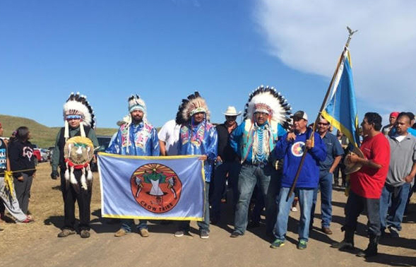 US tribe asks court to reverse Trump administration on pipeline