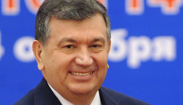 Uzbekistan set to elect its second ever president