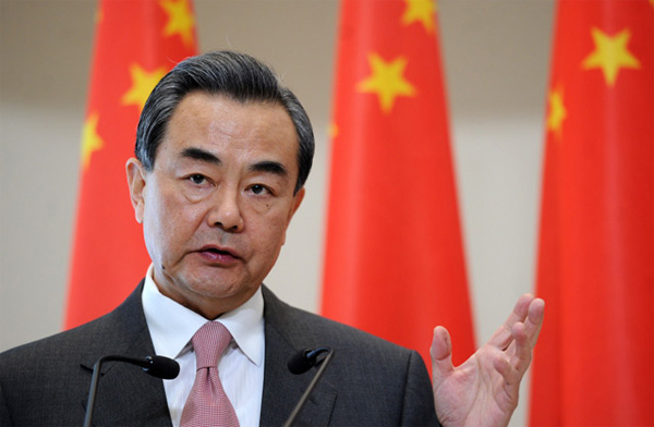 China repeats support for independent Palestinian state