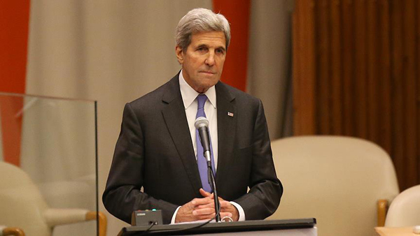 US' Kerry offers harsh ultimatum to Israel