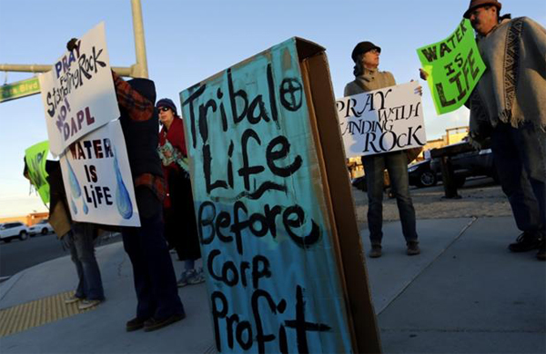 Standing Rock: Army denies permit for pipeline