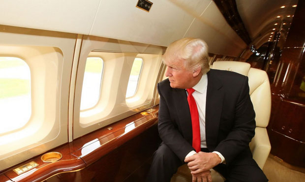 Ukraine offers Trump own jet after Air Force One flap