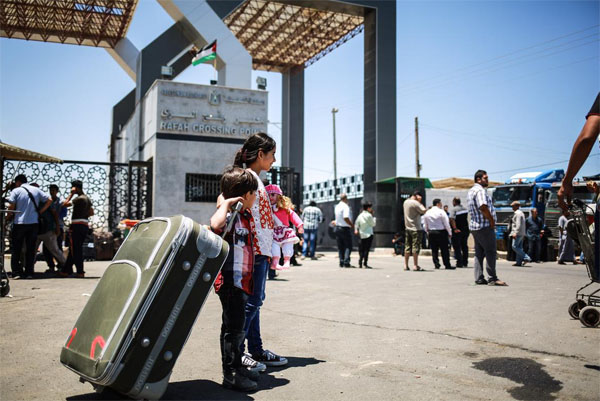 Egypt reopens Gaza crossing for 3 days