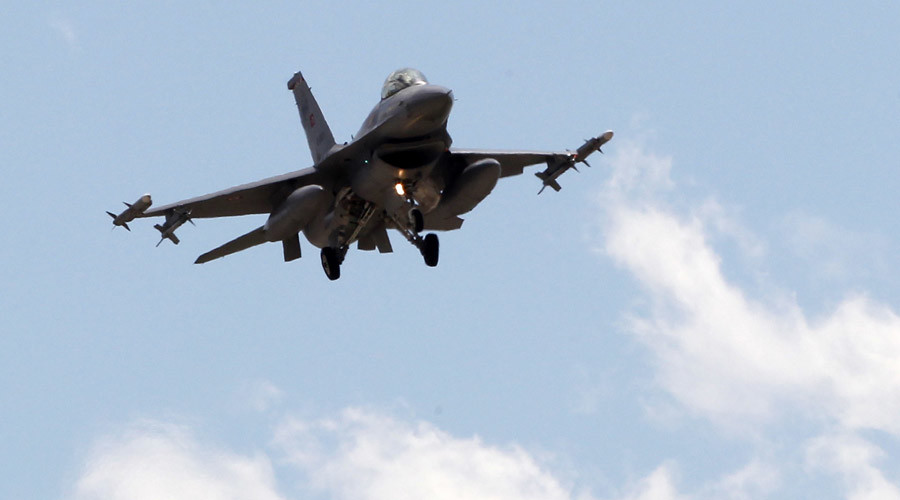 Turkish jets kills ISIL extremist in northern Syria