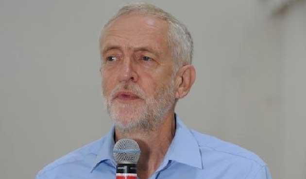 Corbyn calls for peace in Syria