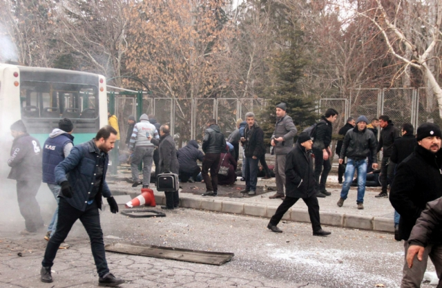 Eight more detained over deadly Kayseri attack
