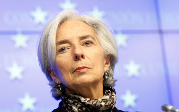 IMF chief found guilty of negligence in France