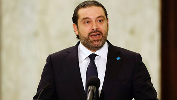 Lebanon's PM to meet world powers in Paris