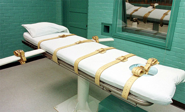 Judge blocks lethal injection drug combo as unconstitutional