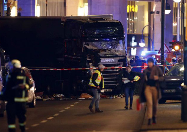 Police uncover new evidence in Berlin truck attack