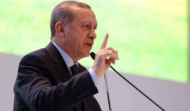 Turkey will never allow a new state in N.Syria: Erdogan