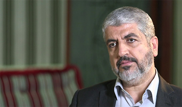 Hamas leader tells Israel to implement UN resolution