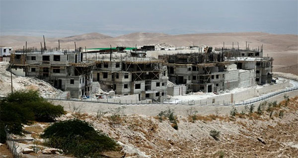 Israel calls off discussion on permits for settler homes