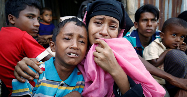 UN warns of deteriorating situation of Rohingya Muslims