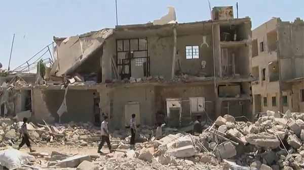 Al-Bab residents rebuild town saved from ISIL