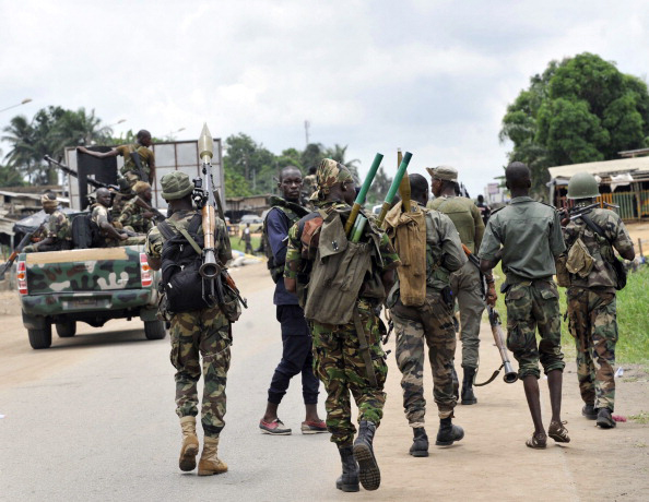 Ivory Coast: Strike follows army mutiny