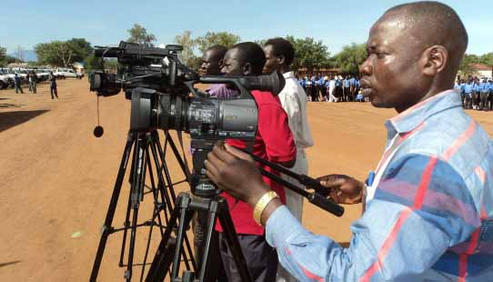 South Sudan media in tatters as economic crisis deepens