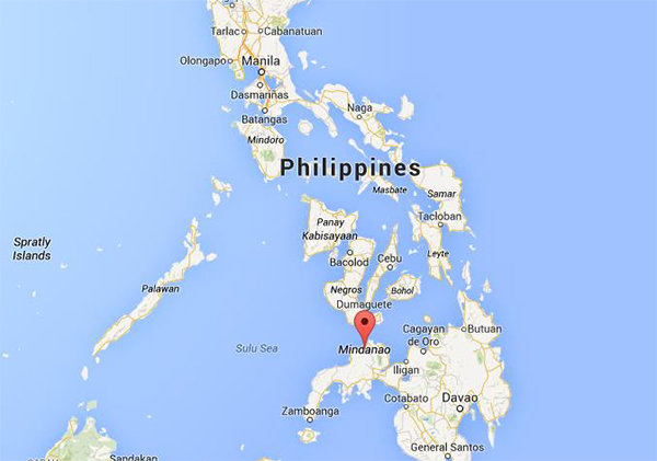 Strong earthquake jolts Mindanao, southern Philippines
