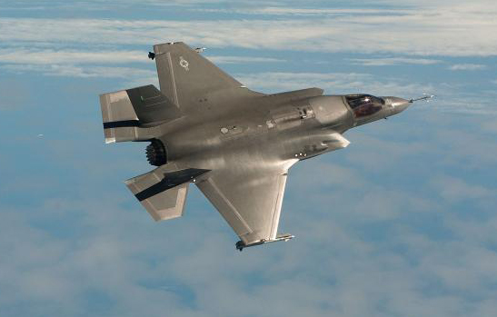 US Marines send F-35 stealth fighter squadron to Japan