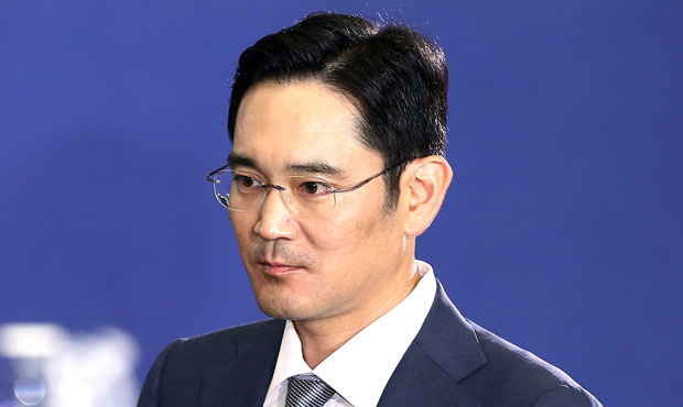 SKorea: Samsung chief now a suspect in bribery scandal