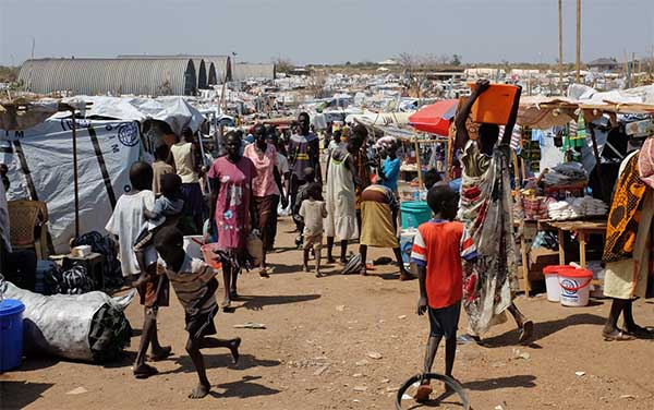 South Sudan's internally displaced face tough choices