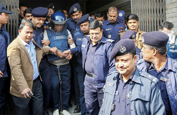 Bangladesh sentences 26 to death for 2014 murders
