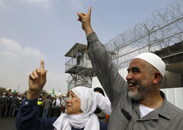 Raed Saleh released from Israeli prison
