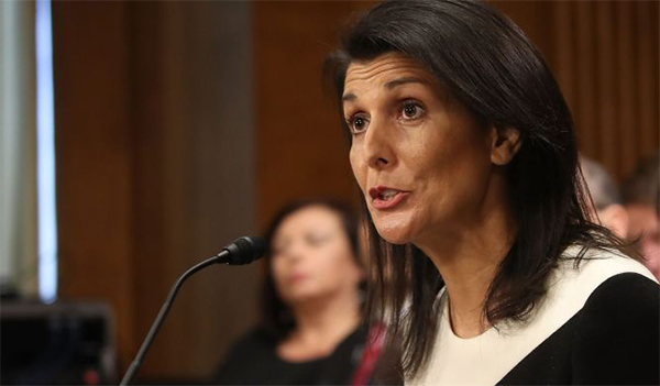 US clashes with Russia on UN human rights debate