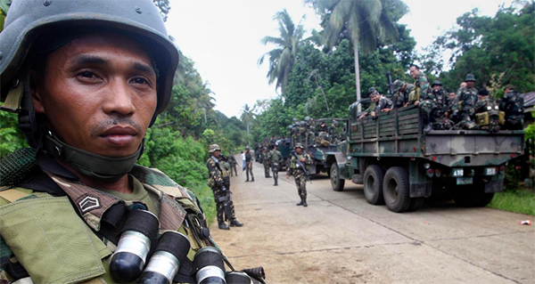 Philippine firefight leaves 'heavy casualties'