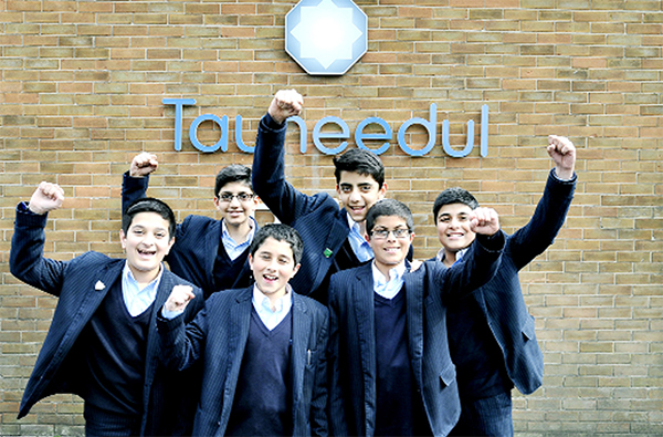 Two Muslims schools knock off London grammars