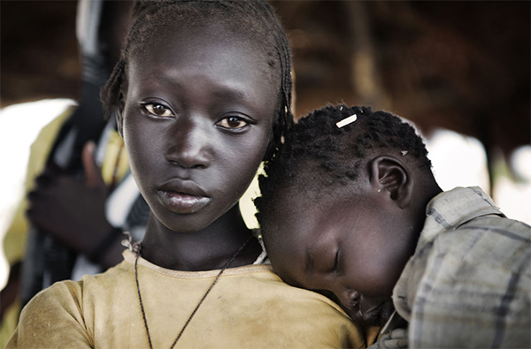 South Sudan children bear brunt of three-years conflict