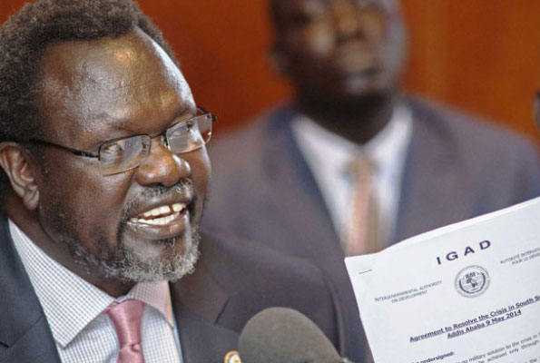South Sudan to detain Kenyans in retaliation