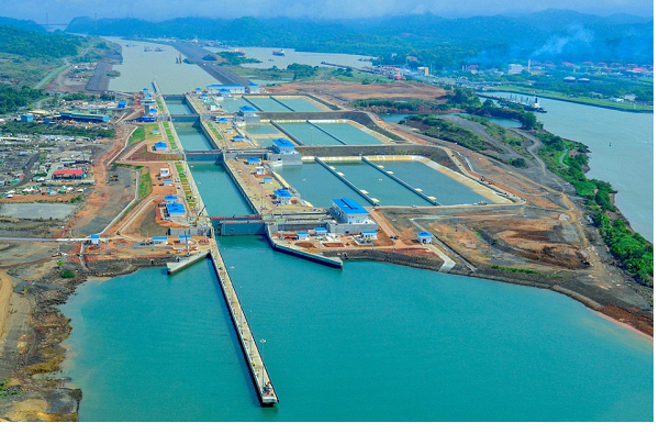 Odebrecht pulls out of pre-bids on Panama Canal bridge