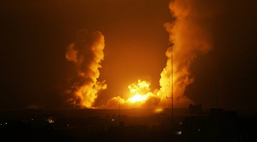 Israel strikes Hamas site in Gaza: Security source