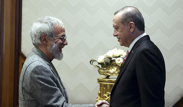 Turkish President holds meeting with Yusuf Islam