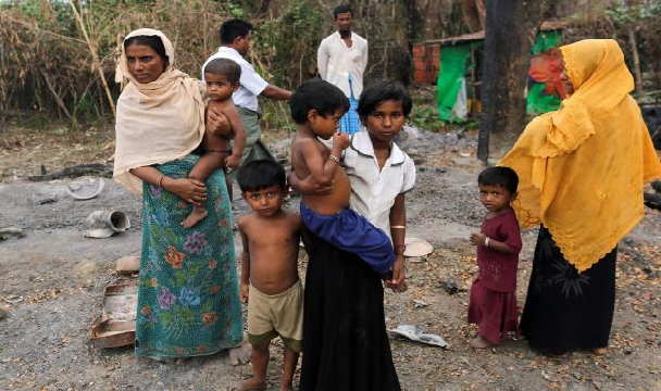 Amnesty slams powerful governments' silence on Rohingya