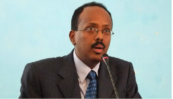Somalia president fires mayor of Mogadishu