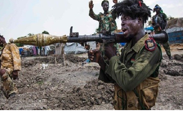 New militias emerge in South Sudan conflict