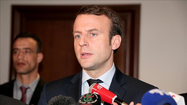 France's Macron talks about Iran deal with Netanyahu