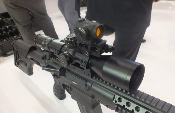 Turkish firm to manufacture 10,000 assault rifles