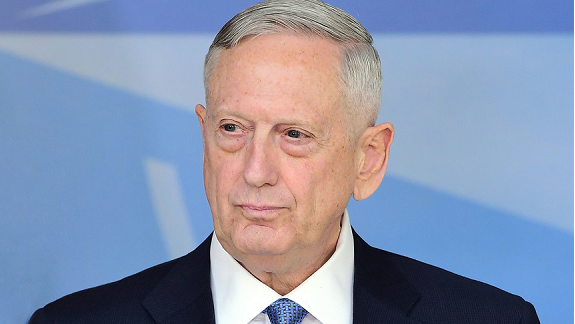 US wants to steer clear of Syrian civil war: Mattis