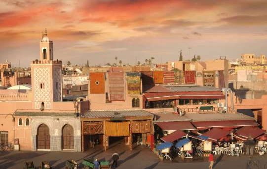Morocco tops new survey on quality of African urban life