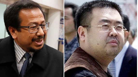 VX nerve agent used in Jong-nam death: Malaysian police
