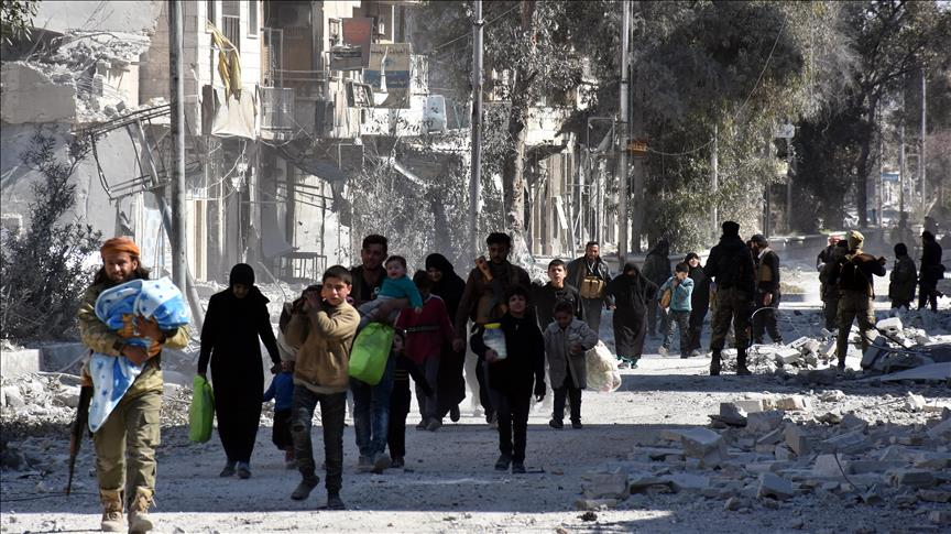 FSA 'in control of all neighborhoods' in Syria's Al-Bab