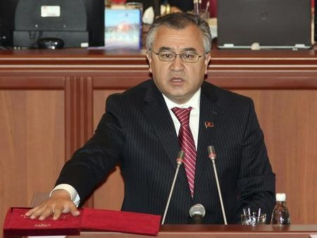Kyrgyz opposition leader arrested on corruption charges