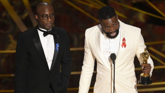 'Moonlight' wins best picture as Oscars ends in chaos