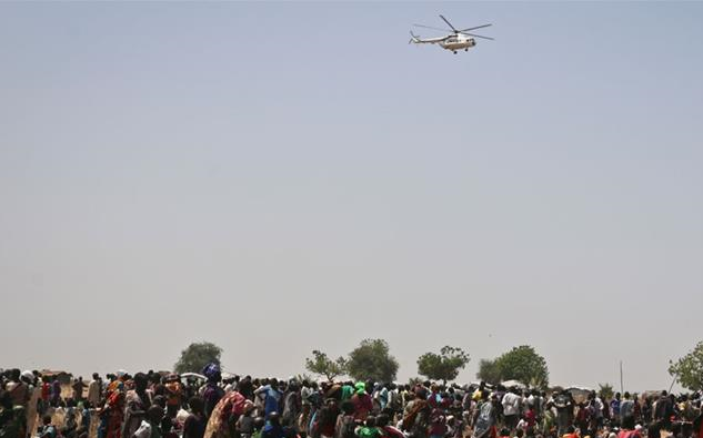 South Sudanese dying of hunger: What is a famine?