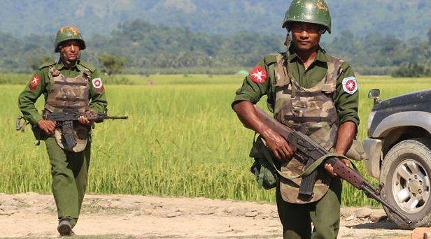 Myanmar urged to train troops further on human rights